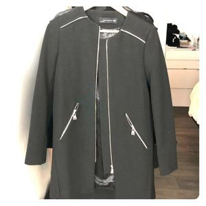 Zara Black Jacket Size XS